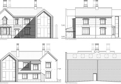 Planning permission granted for Ragan House
