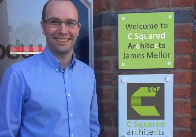 C Squared Architects welcomes Project Architect James Mellor to the team.