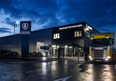 Haydock Commercial Vehicles Omega North Grand Opening