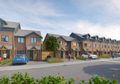Planning permission submitted for 19 houses in West Cheshire