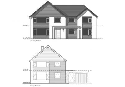 Planning submission made for contemporary coastal dwelling